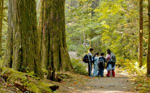8th Grade North Cascades Adventure