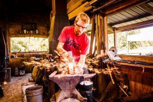 Craftsmithing with Pratts Bhakti Sa