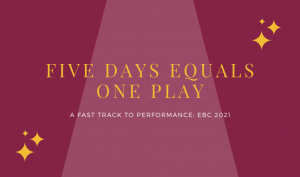 Five Days Equals One Play