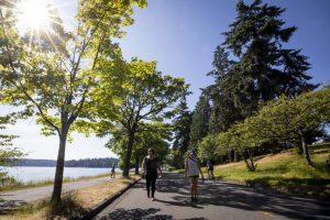 Lake Washington Loop - Counterclockwise on Foot