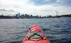 Learn and Explore Seattle Waterways by Kayak